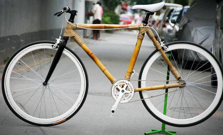 Bamboo Bicycles Beijing