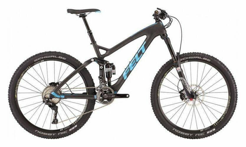 Обзор моделей велосипедов бренда Felt 2019 года