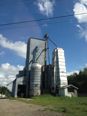 Buchanan farm infrastructure anticipating machine design.