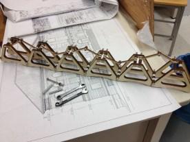 Hexagonal model