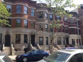 Harlem townhomes