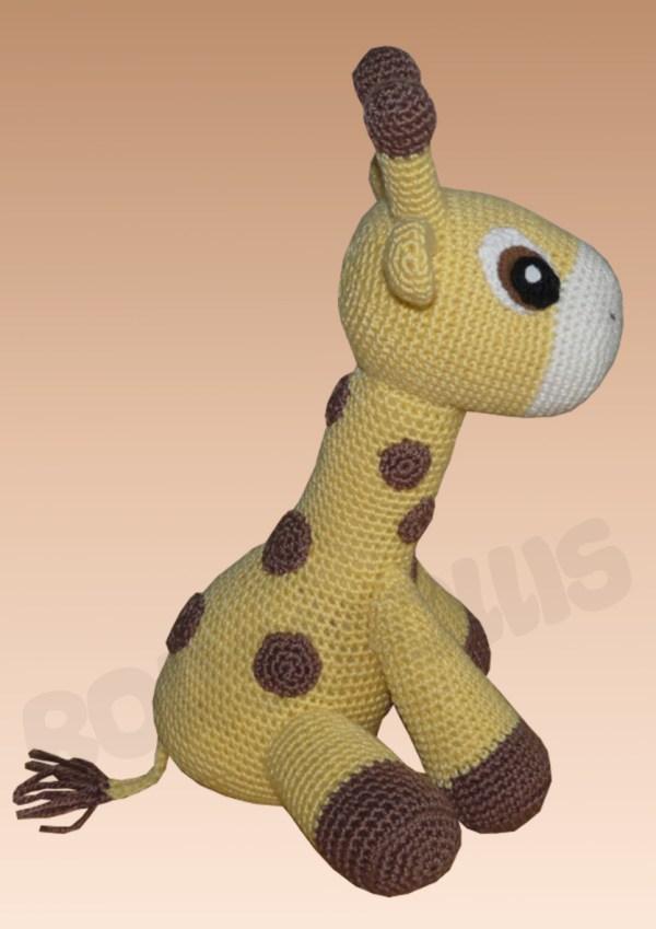 Kara die Giraffe