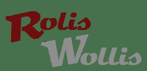 RolisWollis Schriftzug