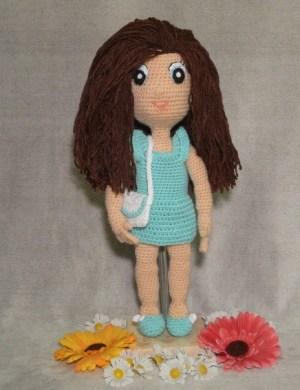 Amigurumis Amigurumi Puppe Sally Amigurumi häkeln
