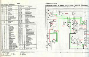 Ke30 4K Electrical Problems Sa  KExx Corolla Discussion