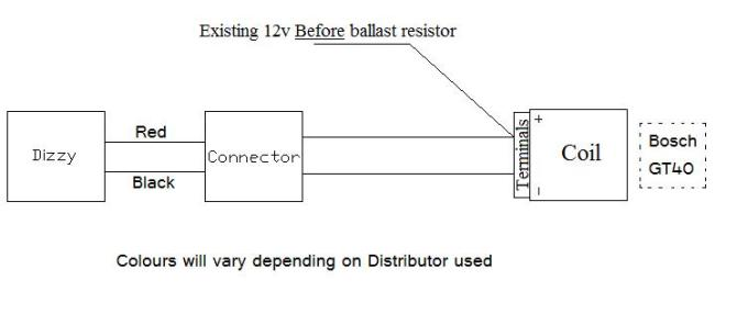 how to install an electronic distributor  car electrical
