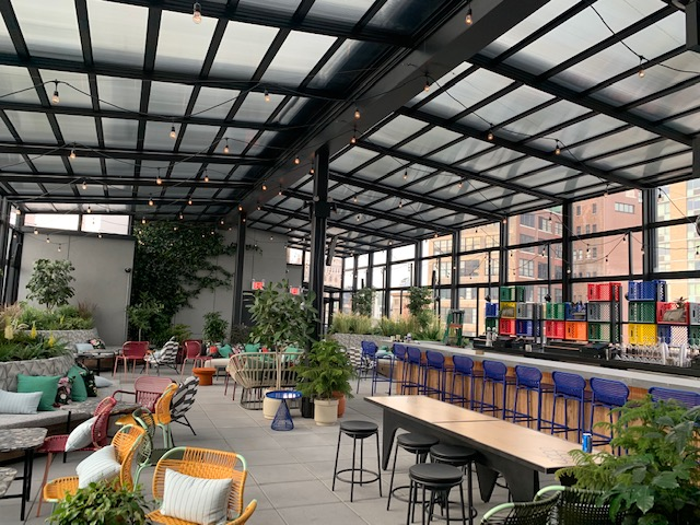 commercial patio enclosures for