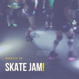 Skate Jam Rolla Skate Club
