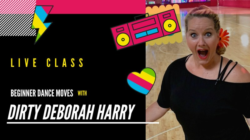 Dirty Deborah Harry Live Class