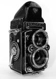 Rolleiflex 2.8E3 Front Left