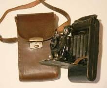 Voigtländer - Folding rollfilm camera