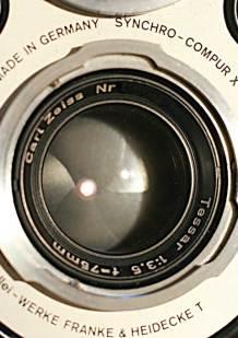 Carl Zeiss Jena Lens