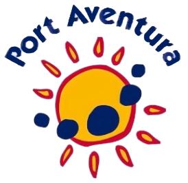 De geschiedenis van PortAventura: Het originele parklogo.
