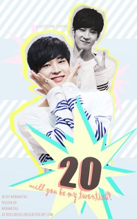 20 poster
