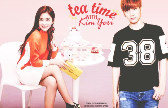 tea time with kim yeri 2 poster