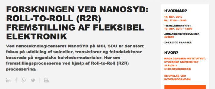 RollFlex for engineers