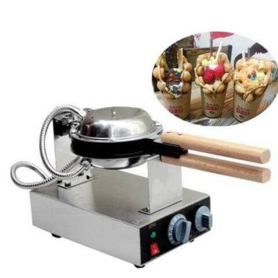bubble waffle machine rollicecream.com