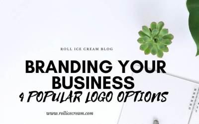 Branding Your Business – 4 Popular Logo Options