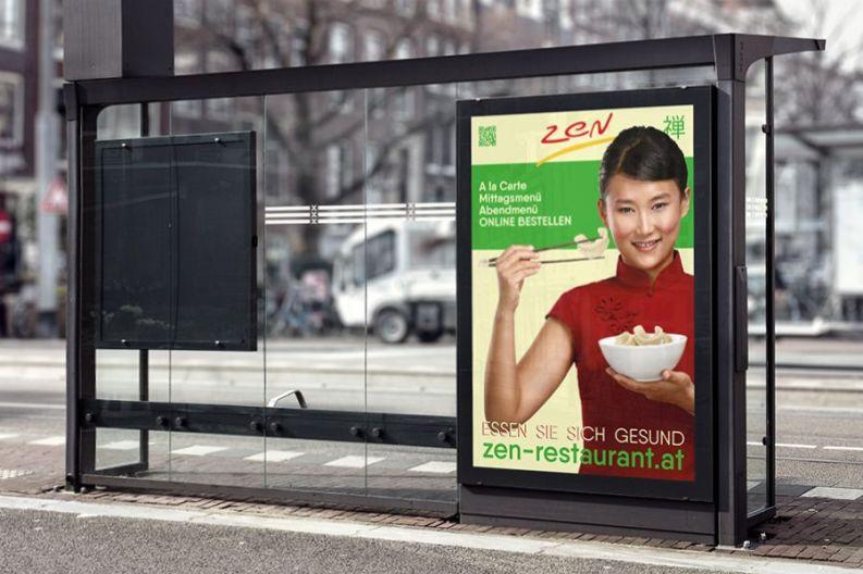 Plakat Für Zen