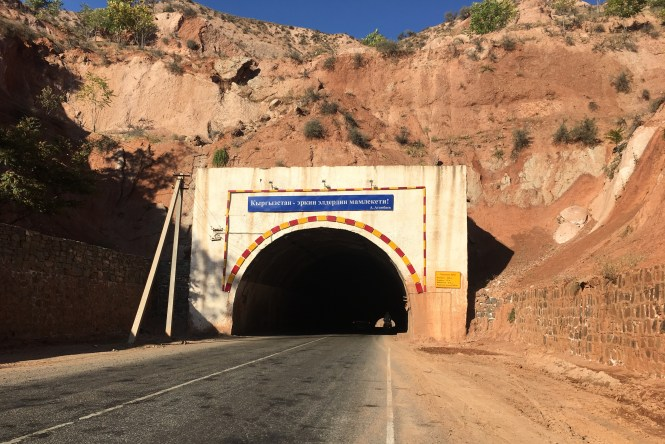 Tunnel-in-kyrgyzstan