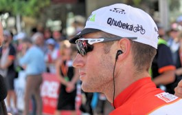Mark Renshaw before Stage 2