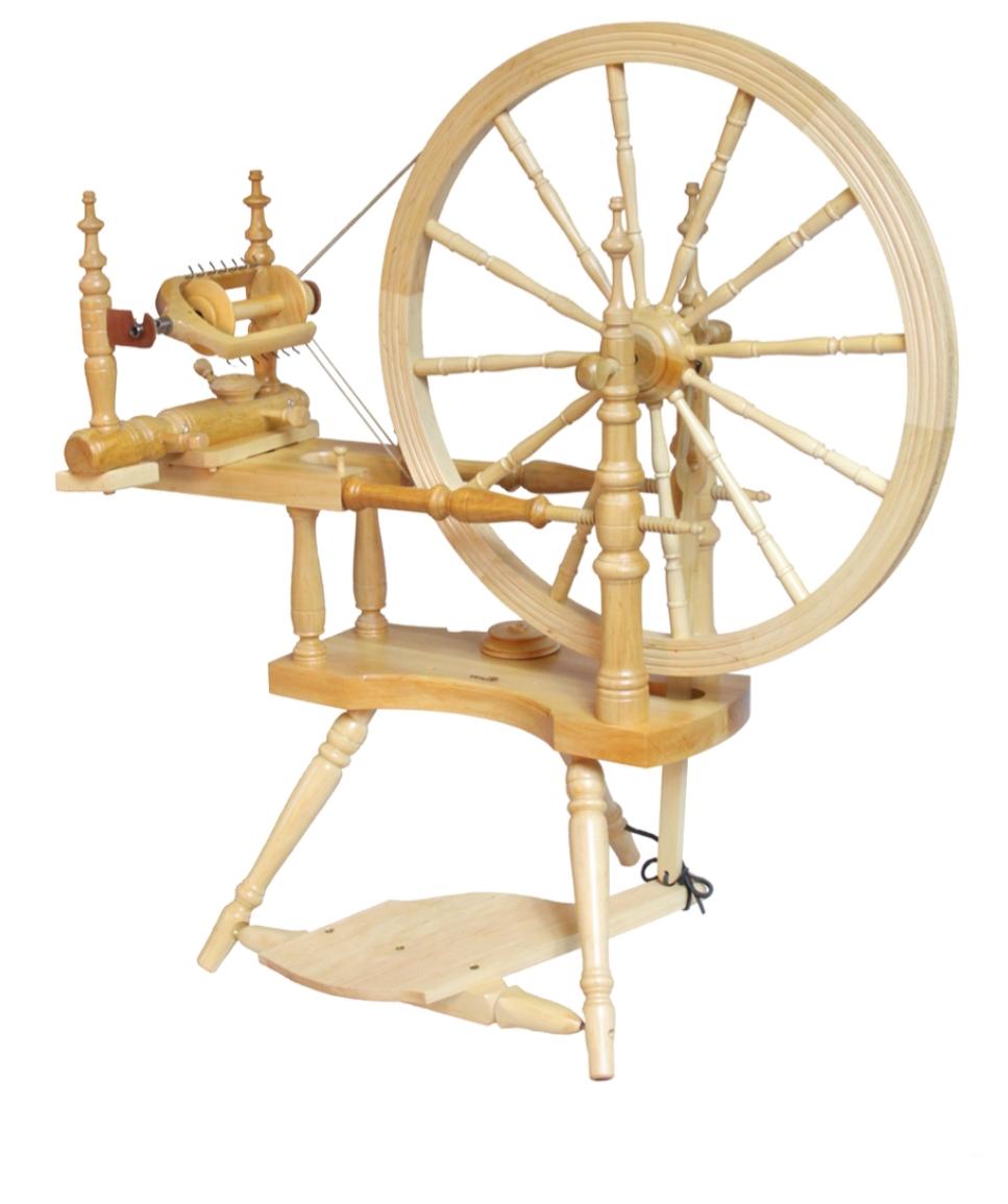 Kromski Bobbin Jumbo for all Kromski Wheels with Jumbo Flyer