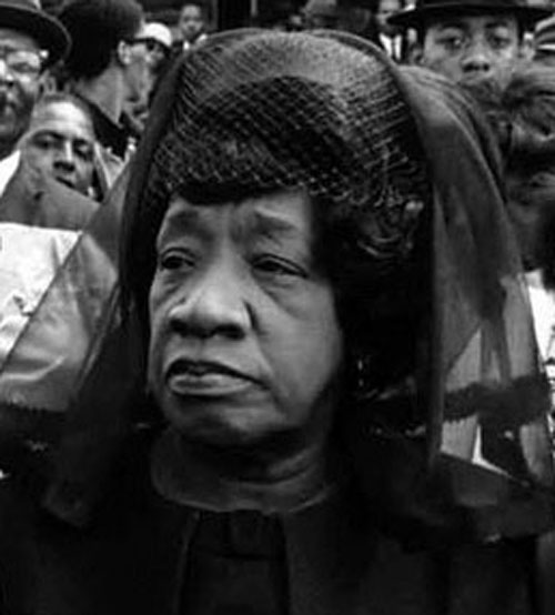 Images Martin Luther King Jr And His Mom