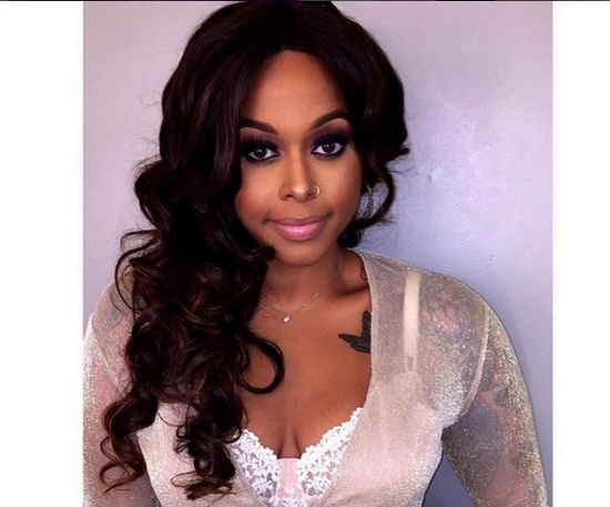 Photo Credit: Chrisette Michele's Instagram (@chrisettemichele)