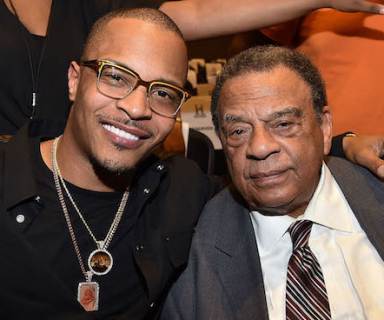 Image result for T.I. promotes anti-inauguration march in Atlanta