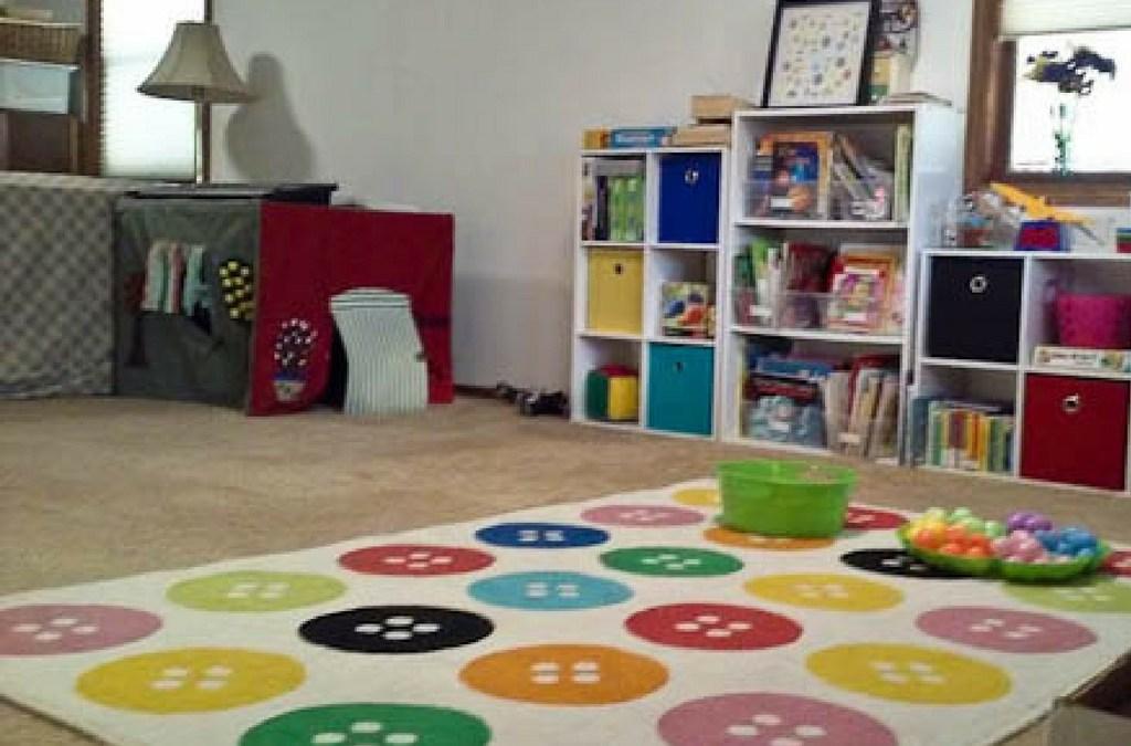 Homeschool Preschool: A Day in the Life