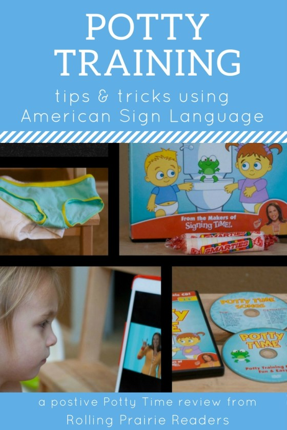 Potty Training and American Sign Language   child development, milestones, potty training tips, toddler, Baby Signing Time, sign language, life skills, parenting