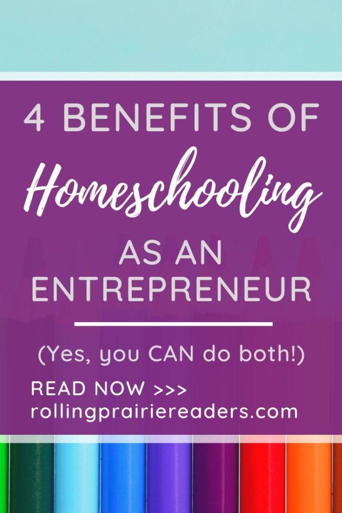 Homeschooling Entrepreneur