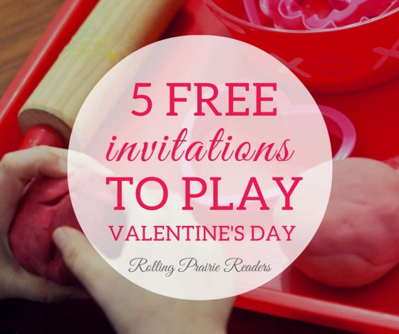 Valentine's Day Activities | for kids, for toddlers, for preschoolers, smart play, family activities, learning through play, hands-on learning, dollar store ideas, free printable download
