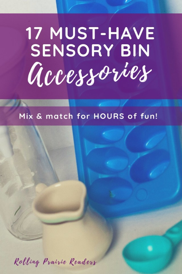 17 Must-Have Sensory Bin Accessories