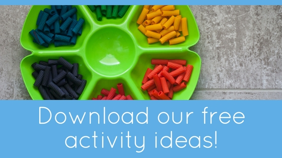 Download our FREE activity ideas!