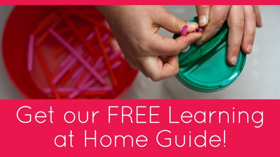 Get our FREE Learning at Home Guide!