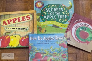 Best Apple Books for Kids | picture book recommendations, toddlers, preschoolers, homeschool, apple unit