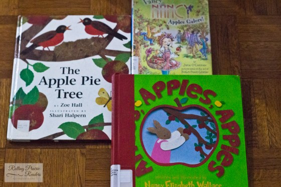 Best Apple Books for Kids | picture book recommendations, apple books for toddlers, apple books preschool, apple unit study