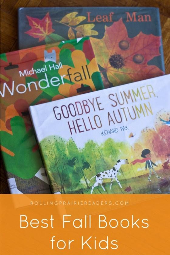 Best Fall Books for Kids