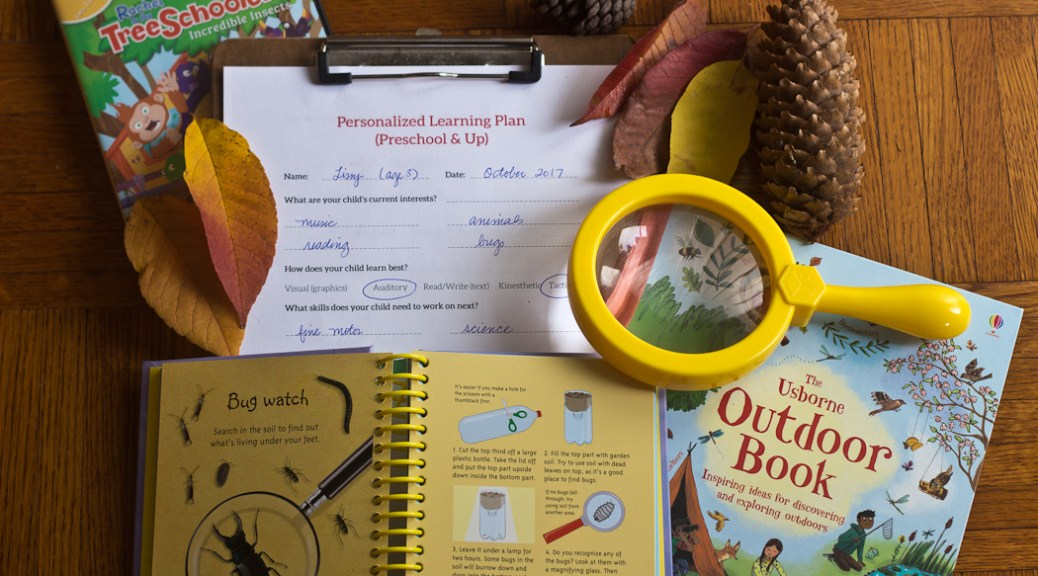 Fun ways to learn about nature | science, learning at home, tactile activities