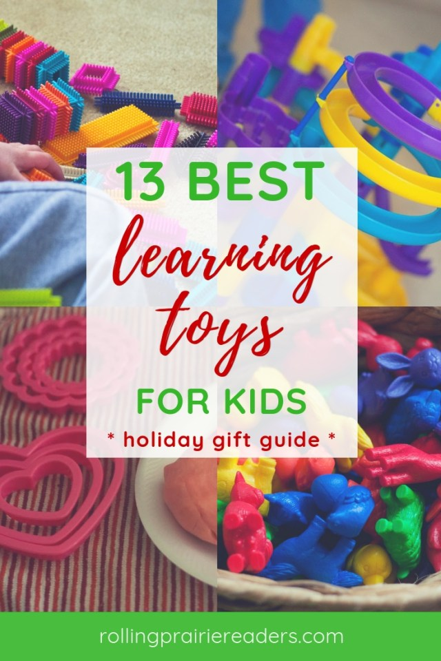 13 Best Learning Toys for Kids