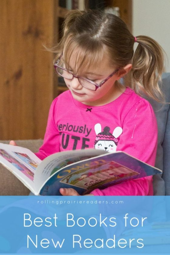 Best Books for New Readers | best books for kids, reading lists, recommended books, early readers, learning to read, printable list, free download