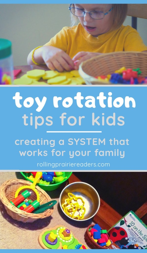 Toy Rotation Tips for Kids
