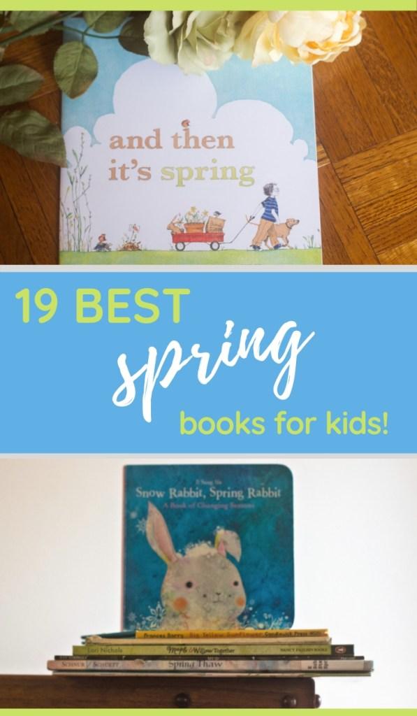 19 Best Spring Books For Kids