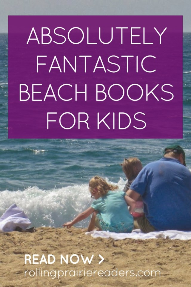 14 Absolutely Fantastic Beach Books for Kids | Finding good books for kids can be tricky, but this list of beach books for babies, toddlers, and preschoolers will give you a starting point for your next library trip!
