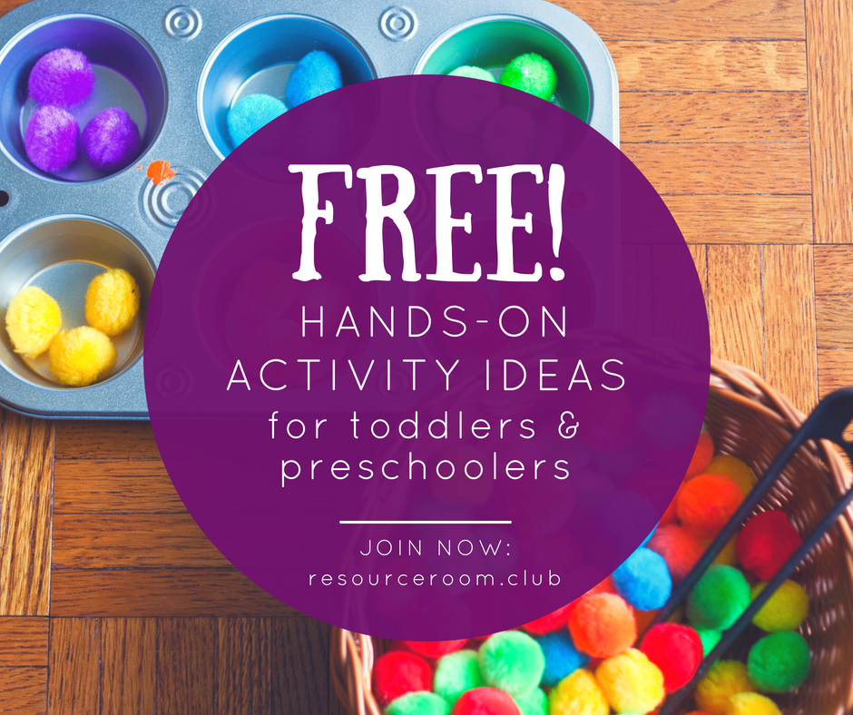 Get our FREE hands-on learning activity ideas in our FREE Facebook group.