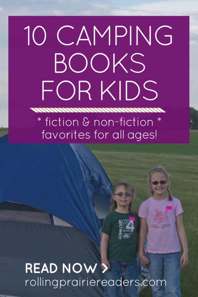 Make learning fun at home by reading these camping books for kids! Our list of recommended camping books includes non-fiction and fiction stories for children.