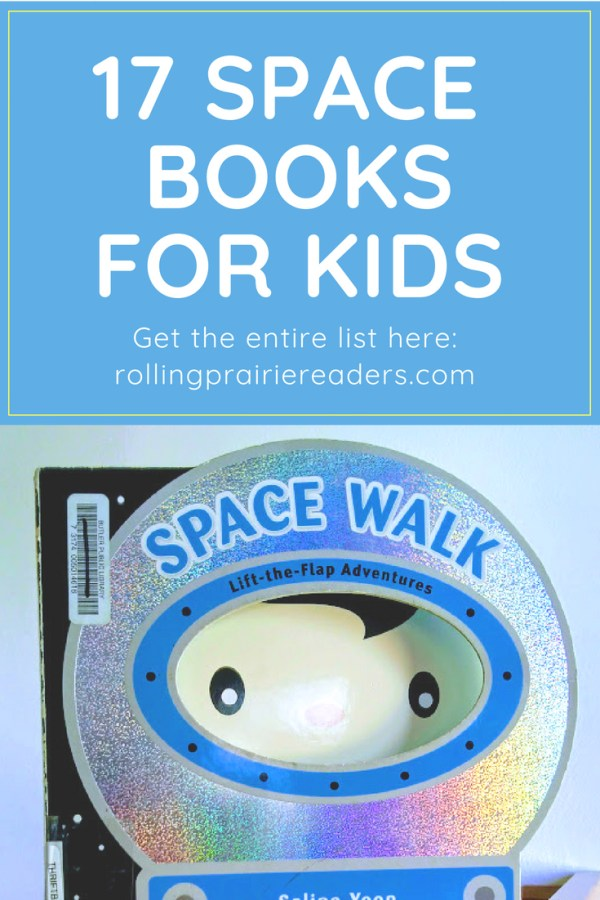 17 Space Books for Kids
