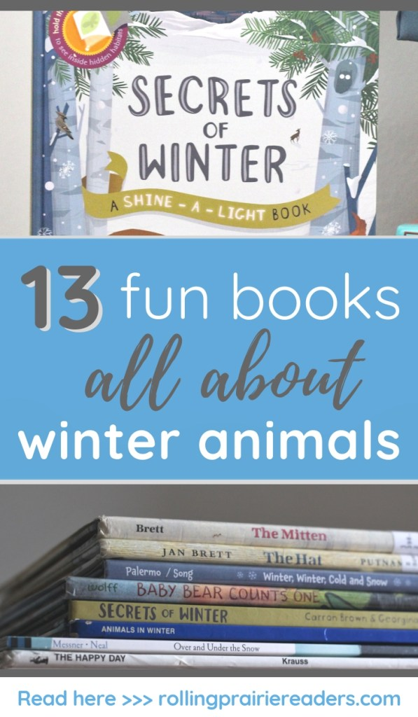 13 Fun Books All About Winter Animals