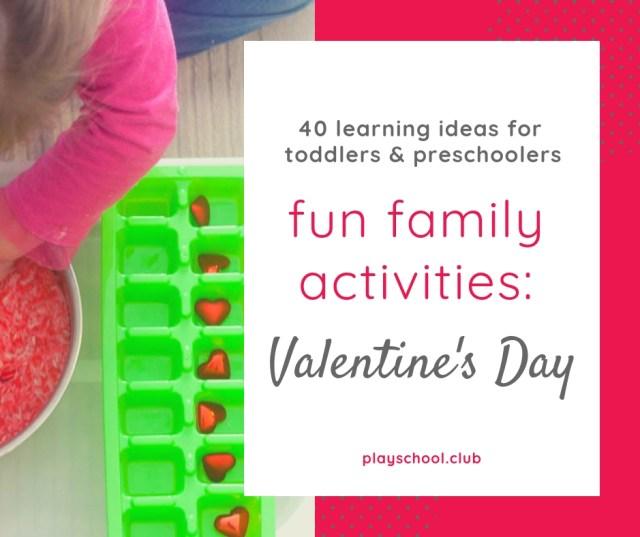 Fun Family Activities: Valentine's Day